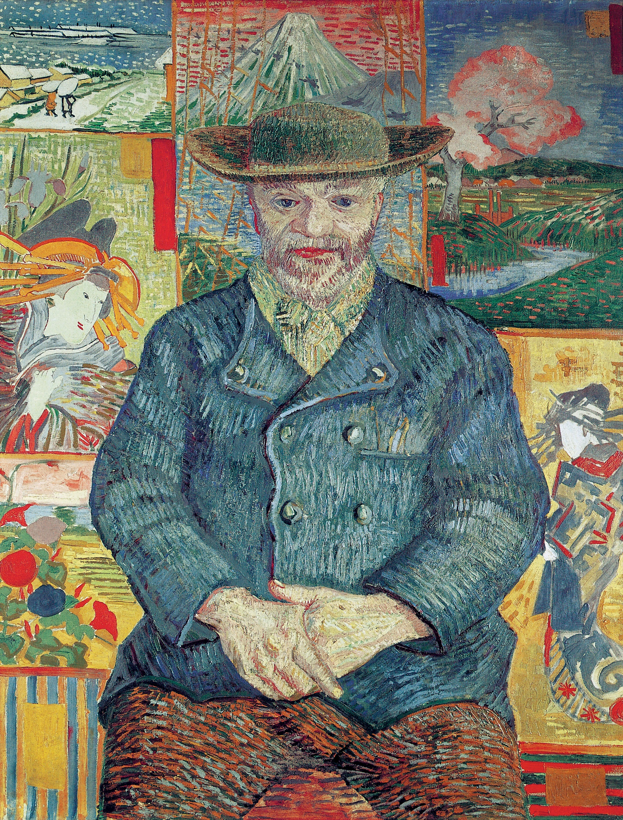 compare and contrast van gogh and monet After impressionism from van gogh to matisse (1886 - 1906) 3rd - 12th  research impressionism and monet, and compare/contrast the french version of cinderella.