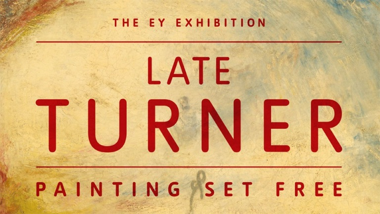 Late Turner Tate Britain Parkstone