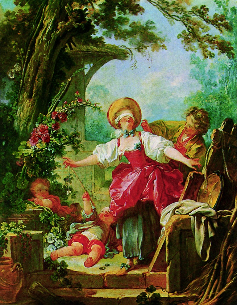 Fragonard, c. 1750-1752, Oil on canvas, 116.8 x 91.4 cm, Toledo Museum of Art, Toledo (Ohio)