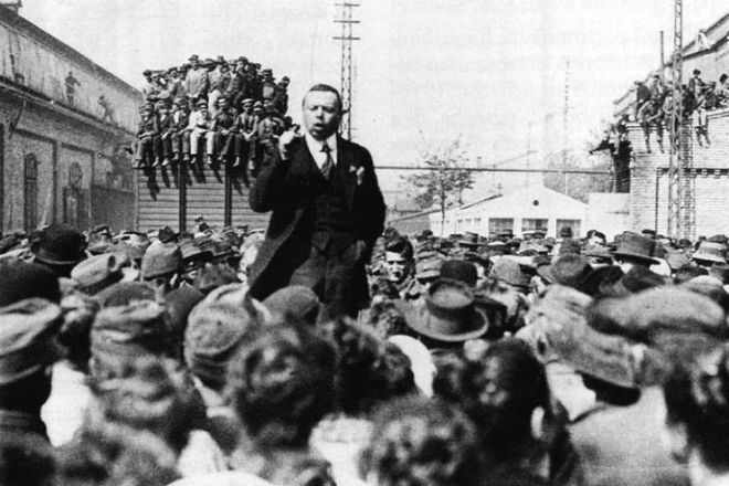 Béla Kun, leader of the 1919 Hungarian Revolution. (Photo: Public Domain/Wiki Commons)