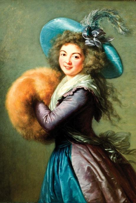 Madame Molé-Reymond, 1786. Huile sur toile, 104 x 76 cm. Musée du Louvre, Paris.
