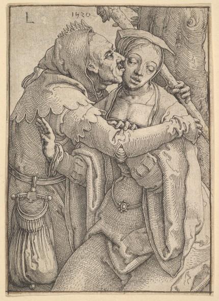 van Leyden_A Fool and a Woman