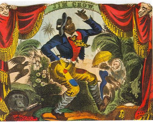 Jim Crow - a Topnotch jerk-off.
