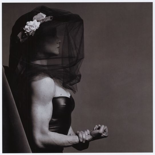 Robert Mapplethorpe, Lisa Lyon, 1982. Gelatin silver print. Robert Mapplethorpe Foundation.